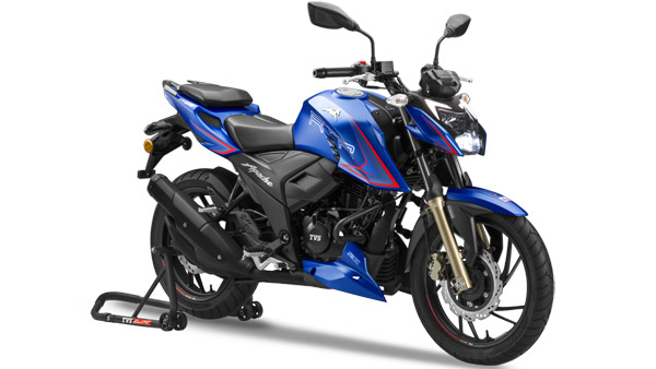 TVS Bike Sales Report For November 2020: Company Registers 21% Total Growth In Yearly Sales