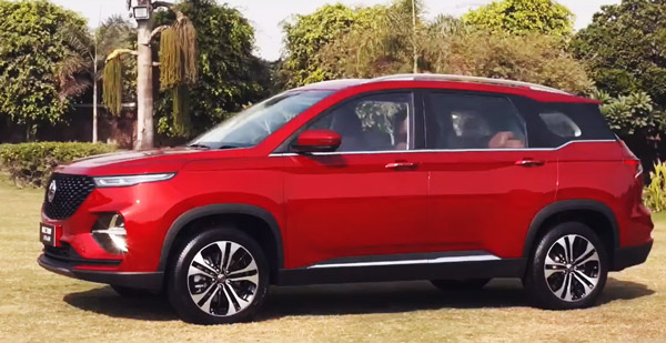 MG Hector Plus Seven-Seater Launched In India At Rs 13.35 Lakh Ex-showroom: Hector Plus Six-Seater Gets Updated