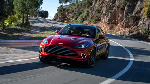 Aston Martin DBX SUV Launched In India: Prices Start At Rs 3.82 Crore