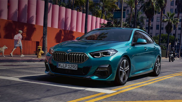 BMW 2 Series Gran Coupe Petrol (220i M Sport) Launched In India: Prices Start At Rs 40.90 Lakh