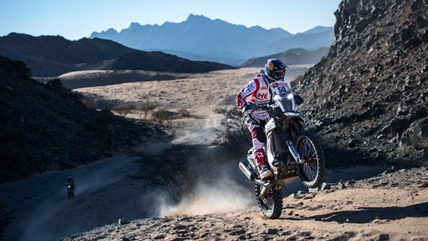Dakar Rally 2021 Scrutineering & Prologue Stage Results: CS Santosh Tops Indian Rider Classification