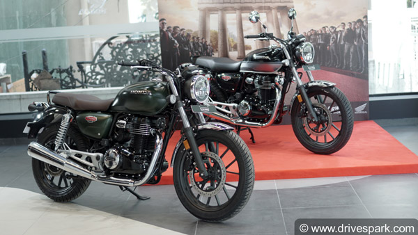 Honda H'ness CB 350 Price Hiked By Up To Rs 2,500: Specs, Features & All Other Updates Explained