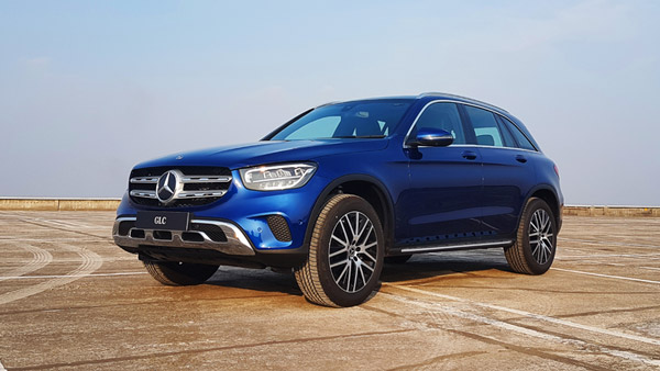 2021 Mercedes Benz GLC Launched In India With New 'Mercedes Me' Connected Technology: Prices Start At Rs 57.40 Lakh