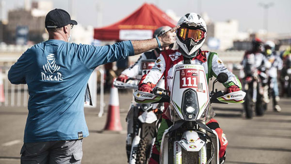 Pierre Cherpin Has Passed Away After Crashing On Stage 7 Of The 2021 Dakar Rally