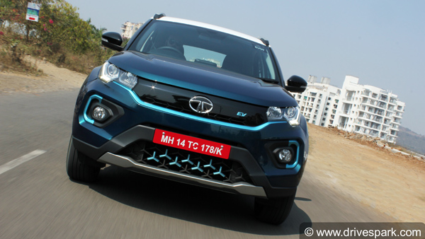 Tata Nexon EV Becomes India's Best-Selling Electric Car For 2020: Garners Over 63% Market Share