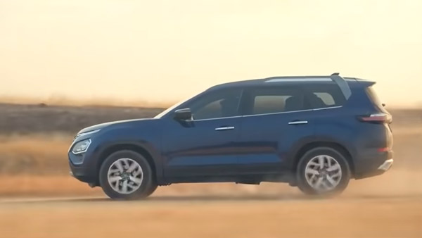 Tata Safari TVC Video Released Ahead Of Launch: Expected Price, Specs, Features, Bookings & Other Details