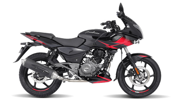 2021 Bajaj Pulsar 220F Introduced In India At Rs 1.25 Lakh: Receives Cosmetic & Other Subtle Feature Updates