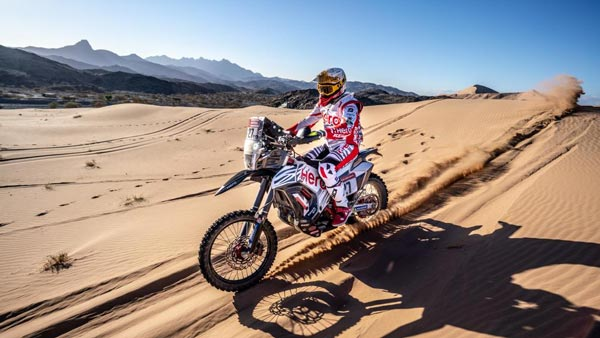 Dakar Rally 2021 TV Broadcast In India By Hero MotoCorp & 1Sports: Live Start, Schedule, Timings & Other Details