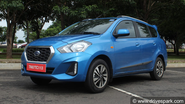 Datsun Cars Discounts & New Year Offers Announced For January 2021: Benefits On GO+, GO & Redi-GO