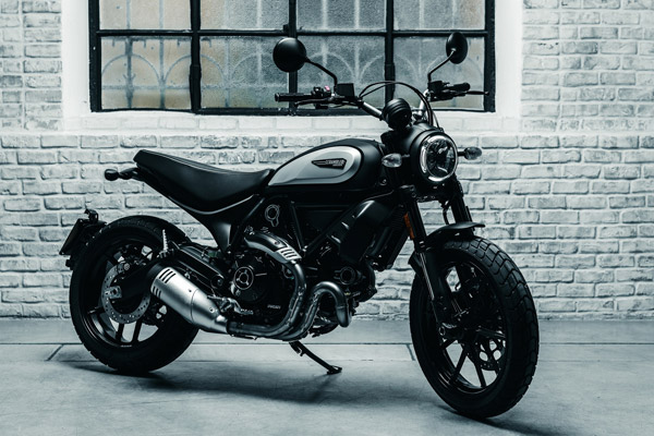 2021 Ducati Scrambler Range Launched In India Starting At Rs 7.99 Lakh: Icon, Icon Dark and the 1100 Dark Pro Models Introduced