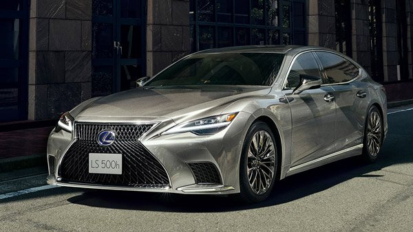 Lexus LS500 Nishijin Launched In India At Rs 2.22 Crore: Specs, Features, Interiors, Design & All Other Updates Explained