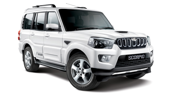 New Mahindra Scorpio Spotted Testing Again Ahead Of its Launch: Spy Pics & Details