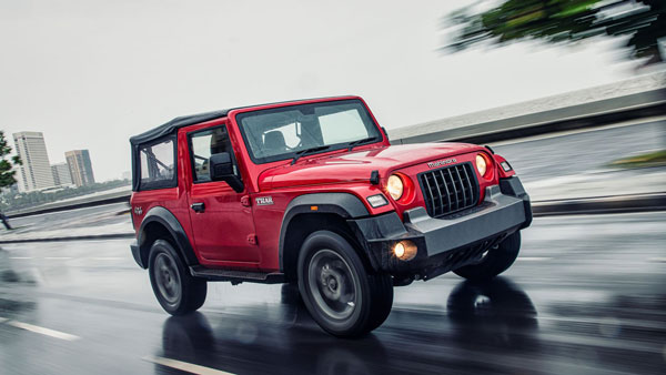 Mahindra Thar Bookings Cross 6,500 Units In December 2020: Production Increase & Other Details