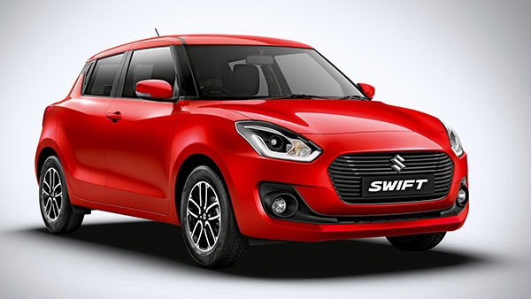 2021 Maruti Suzuki Swift Spied Testing In India Ahead Of Launch Later This Year: Spy Pics & Details
