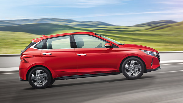 Made-In-India Hyundai i20 Premium Hatchback Exports Commence: First Batch Of Exports Headed To South Africa, Peru & Chile