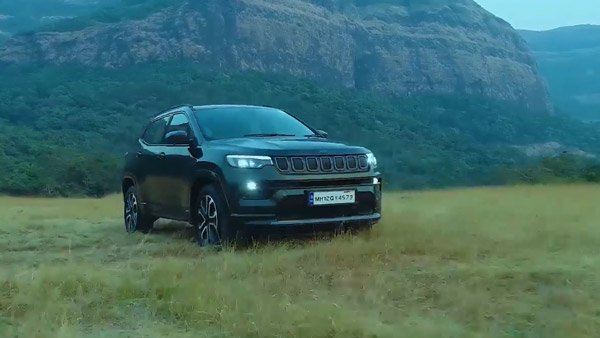 Jeep Compass Facelift India Launch Date Revealed: Pre-Bookings, Specs & Other Details