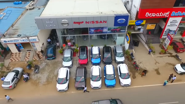 Bangalore Dealer Delivers 100 Nissan Magnite In A Single Day: Read More To Find Out