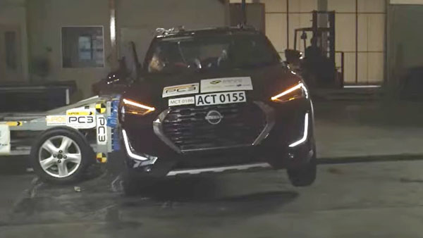 Nissan Magnite ASEAN NCAP Test Results Announced: A Breakdown Of Adult & Child Occupancy Protection Score Details