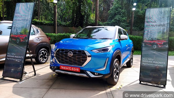 Nissan Magnite Bookings Cross 30,000 Units Since Launch: Compact-SUV Receives An Overwhelming Response Near The End Of Introductory Period