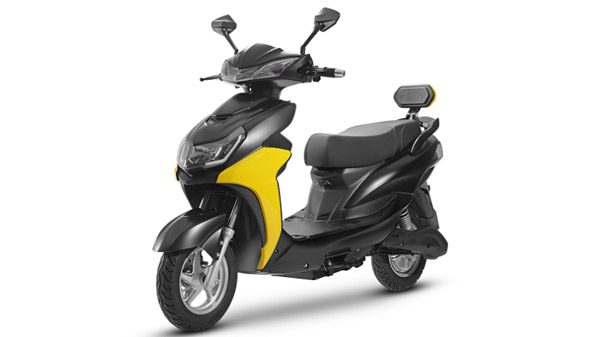 Odysse E2Go & E2Go Lite Electric Scooters Launched In India: Prices Start At Rs 52,999
