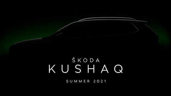 Skoda Kushaq Teased On Website Ahead Of India Launch