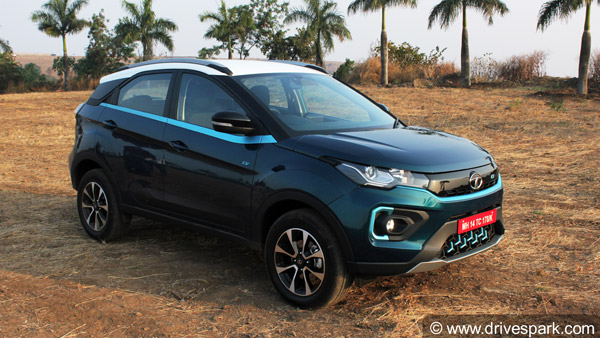 Tata Nexon EV becomes India's best-selling electric car for 2020. The Nexon EV SUV registered 2,529 units of sales last year, garnering a massive 63.2 per cent market share in the segment. The MG ZS EV comes second, while India's first all-electric SUV, the Hyundai Kona occupied the third slot. Read further for more details.