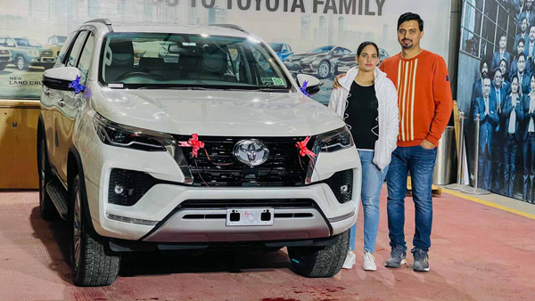 Toyota Fortuner Facelift Deliveries Begin In India: Here Are All Details