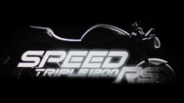 All-New Triumph Speed Triple 1200 RS Teased: Global Unveil Scheduled For The 26th Of January 2021