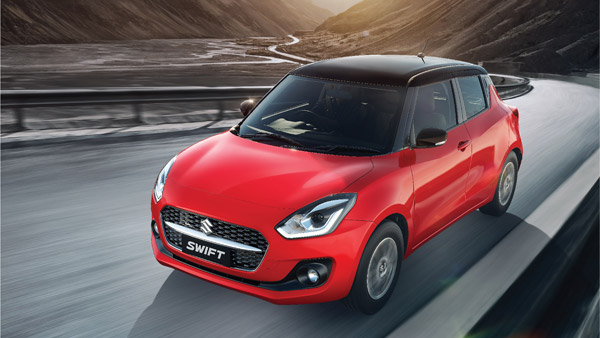 2021 Maruti Suzuki Swift Facelift Launched In India At Rs 5.73 Lakh: Design Changes, Specs, Features, Interiors & Other Updates