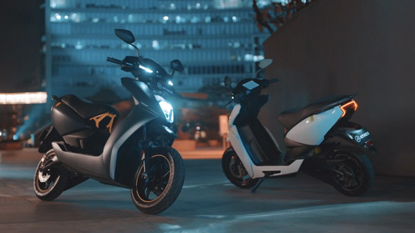 Ather Energy Electric Scooter Production Commences At New Hosur Plant: Here Are The Details!