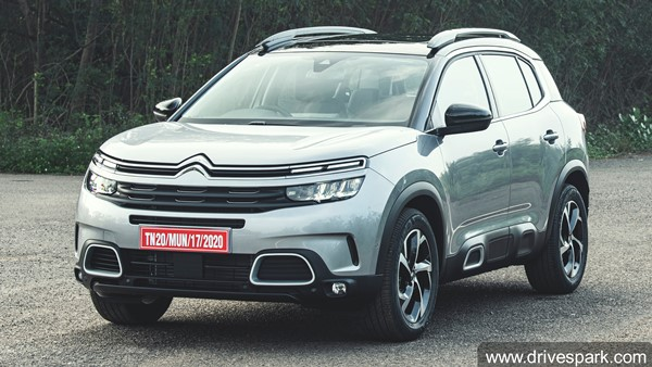 Top Car News Of The Week: Citroen C5 Aircross Unveil, Tata Safari Bookings, 2021 Mahindra XUV300 Petrol-Automatic & Maserati Ghibli Launch Among Others