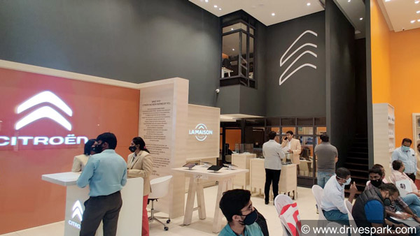 Citroen Dealership In Bangalore: Company Launches City's First 'La Maison Citroen' Showroom Near Cunningham Road
