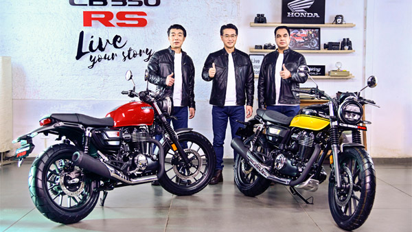 Honda CB350RS Launched In Indian At Rs 1.96 Lakh: Bookings For The Motorcycle Commences