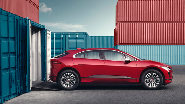 Jaguar I-Pace Electric SUV India Launch Date Revealed: Bookings, Variants, Specs & Other Details