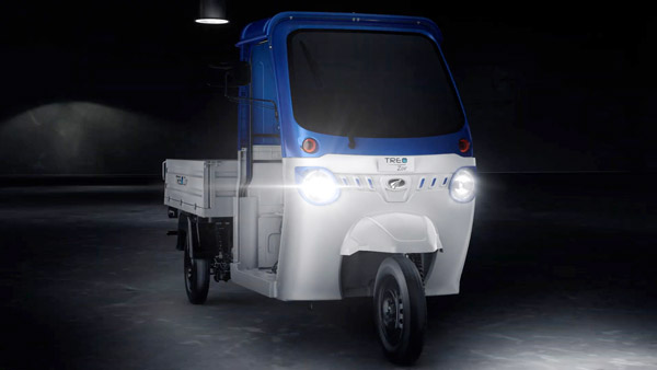 Amazon India & Mahindra Electric Partners For Sustainable Mobility: EV Delivery Fleet, Mahindra Treo Zor & Other Details