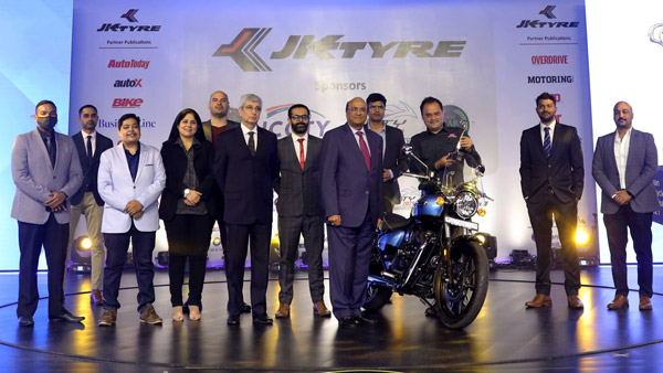 IMOTY 2021: All-New Royal Enfield Meteor 350 Wins The 2021 Indian Bike Of The Year Award
