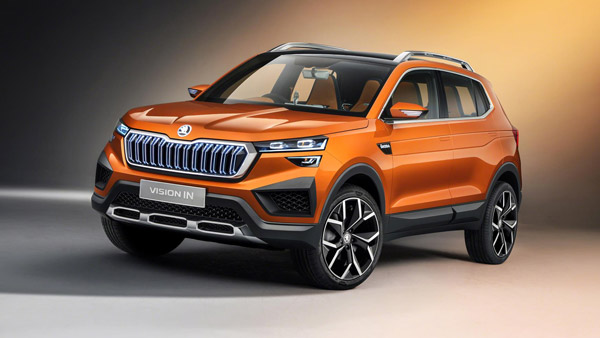 Skoda Kushaq Design Sketches Officially Revealed Ahead Of World Premiere: Expected India Launch, Prices, Specs & Other Details