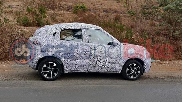 Tata HBX Micro SUV Spotted Testing Once Again India: Here Are All The Details!