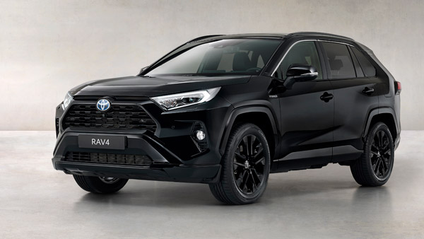 Toyota RAV4 SUV Spied Testing In India Ahead Of Expected Launch: Spy Pics & Details