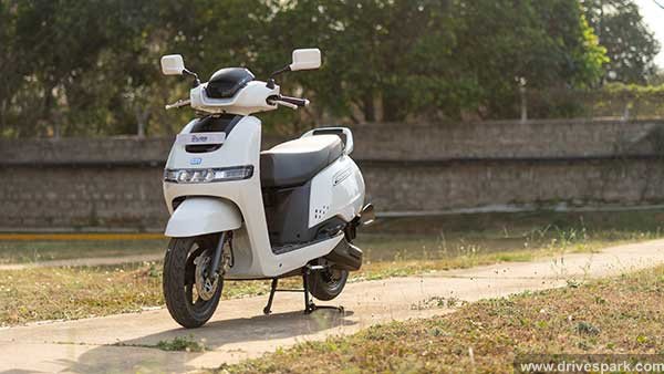 TVS iQube Electric Scooter Launched In Delhi At Rs 1.08 Lakh: Bookings, Specs, Features & Other Details Explained