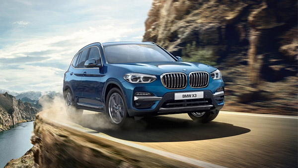 BMW X3 xDrive 30i SportX Variant Launched In India: Prices Start At Rs 56.50 Lakh