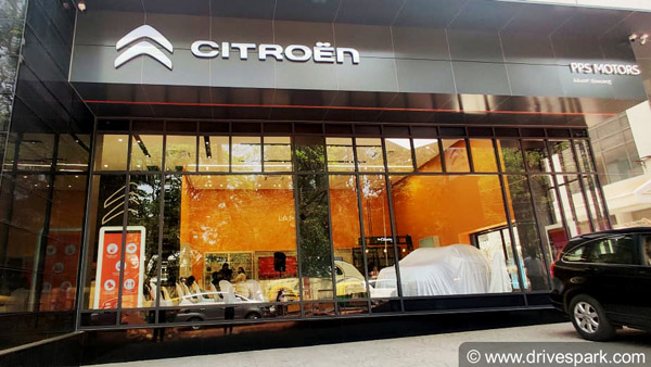 Bangalore's First La Maison Citroen Showroom Launched: Here Are All The Details