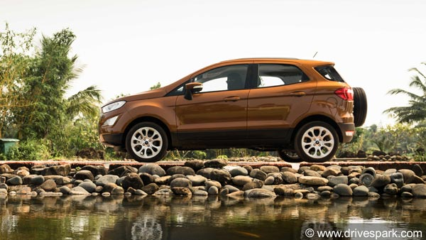 New Ford EcoSport Without Spare Wheel 'SE Variant' Arrives At Dealerships Ahead Of Launch: Other Changes, Expected Prices & All Details