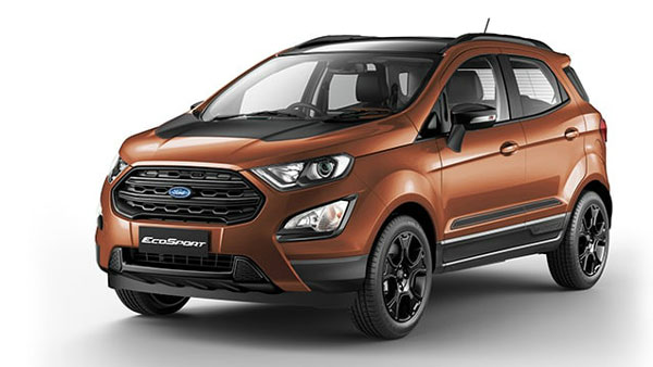 New Ford EcoSport 'SE' Variant Arrives At Dealerships: Offered Without Tailgate-Mounted Spare Wheel