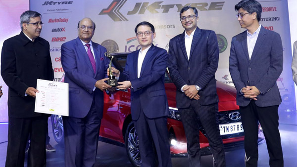 ICOTY 2021: Third-Generation Hyundai i20 Wins The 2021 Indian Car Of The Year Award