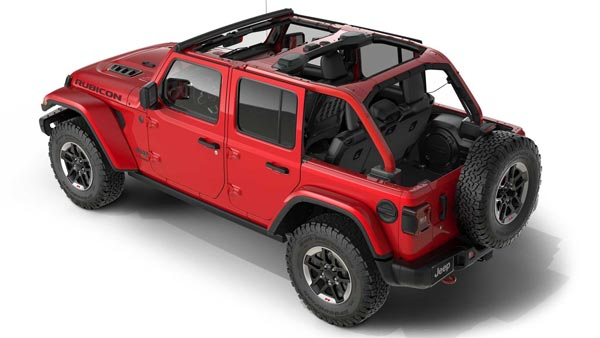 2021 Jeep Wrangler Bookings Open Ahead Of India Launch Slated On 15 March: Design Updates, Specs, Features & Other Details