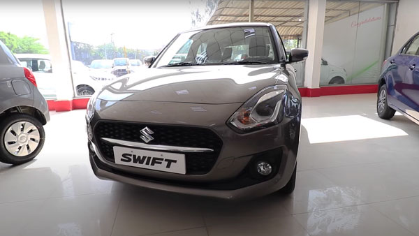 2021 Maruti Suzuki Swift Starts Arriving At Dealerships: Read More To Find Out!
