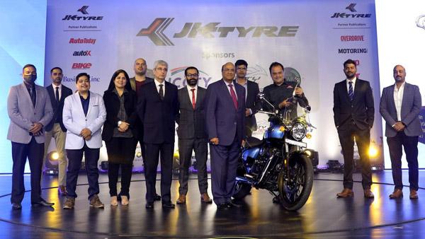 IMOTY 2021: ராயல் என்ஃபீல்ட் விண்கல் 350 இந்திய பைக் ஆஃப் தி இயர் 2021 விருதை வென்றது