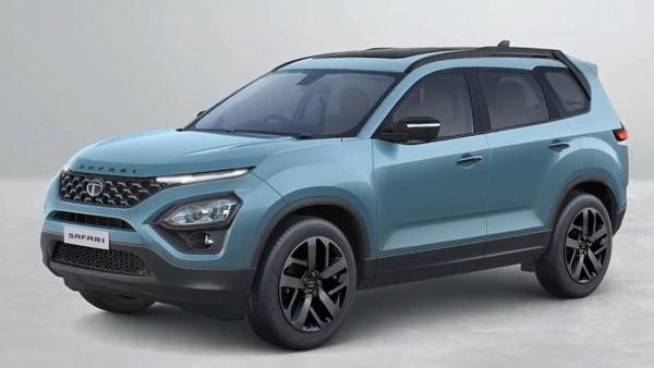 Tata Safari Adventure Persona Edition: Here Are All Changes Over The Standard SUV