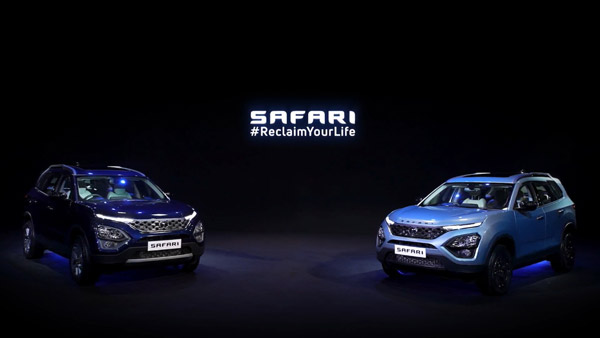 Tata Safari SUV Launched In India: Prices Start At Rs 14.69 Lakh